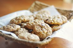 cookies without creaming butter or sugar!