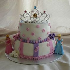 Disney Princess Cake Pictures