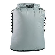 The Trash Dry Sack is a leak proof way to carry your garbage while camping. Remember that if you pack it in, you've got to pack it out. Buy from Sea to Summit.