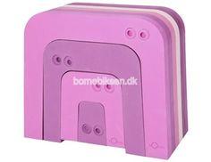 bObles myresluger, multi pink