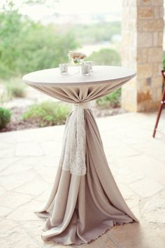 Wedding Ideas  with burlap | ... tables with burlap and lace repinned from wedding decor by hil m
