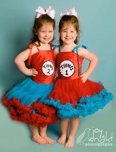 Twin 1 and Twin 2 Costume