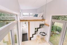 The Millennial Tiny House measures 7.2 x 2.4 m (23 x 7.8 ft)