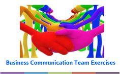 Business Communication Team Exercises