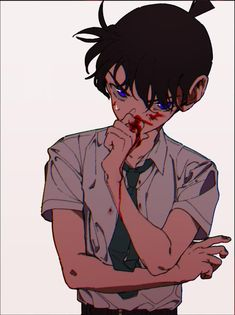 Artist: 狂ッポ TW: @pigeon_1412 Anime Guys, Manga Anime, Anime Art, Gosho Aoyama, Kaito Kid, Amuro Tooru, Detektif Conan, Kudo Shinichi, Magic Kaito