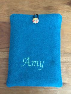 Harris tweed mini iPad cover
