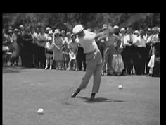 Ben Hogan Front-On Training Guide 2 - YouTube