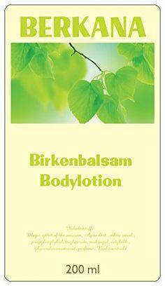 Berkana, Bodylotion trockene Haut, mit Birkenextrakt u. Jojobaöl Schutzengelein http://www.amazon.de/dp/B01C4JSFDS/ref=cm_sw_r_pi_dp_CuW0wb152DAY9