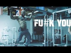 """CT Fletcher Motivation: CT Fletcher """"A Deepest, Sincerest Fuck You"""" From the Archives Edited by Arash"""