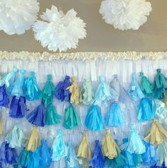 a whale of a baby shower | kojodesigns