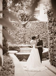 Classic, elegant wedding at The Peninsula Beverly Hills. Simply gorgeous!