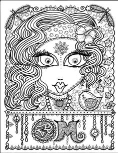 INSTANT DOWNLOAD OM Yoga Art Coloring Page Crafting Page Scrap Booking Page You will be able to instantly download this Print. After checkout