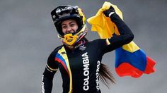 Mariana Pajón, campeona del mundial de BMX | CM& la noticia