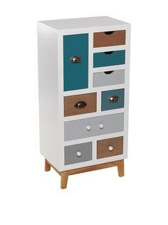 Chic'Orange Cassettiera Furniture Talla 4 14/16 su Amazon BuyVIP