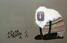 by Marina Muun, Bulgarian artist