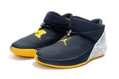 1131f009d83a Jordan Why Not Zer0.1 Michigan College Navy Amarillo White AA2510-405 For  Sale