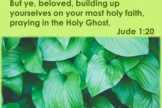 Jude 1:20