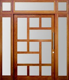 French, Pivot & Bi-Fold Doors, Brisbane | Entrance, External & Internal Doors - Pivot Doors
