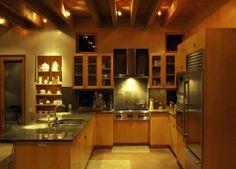 Kitchen designedby Edy Keeler of Core Value Interiors in Santa Fe, New Mexico. Ben Tremper Copyright 2006