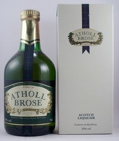 In Letters from Wishing Rock, Gran suggests Ed make a liquor similar to this Atholl Brose she has discovered while in Scotland. Trust me, and Gran - it's delicious!