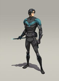 Nightwing by Dan Mora