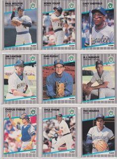 Milwaukee Brewers 1989 Fleer Baseball Team Set (Robin Yount) (Paul Molitor) by Fleer, http://www.amazon.com/dp/B0081N4H20/ref=cm_sw_r_pi_dp_8XEXrb1EVVFJ7