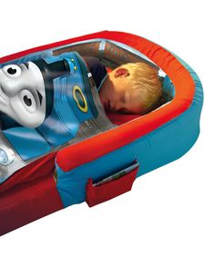 Readybed- perfect for trips to Grandma's house.