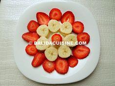 Dieta Rina Meniu Carbohidrati Ziua 3 -Mic Dejun Rina Diet, Loose Weight, Fruit Salad, Healthy, Food, Banana, Kitchens, Living Room, Loosing Weight