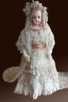 Gorgeous Doll by E.J. Jumeau