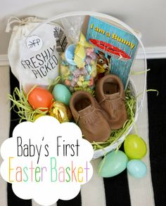 Easter Basket for Baby 6-12 months