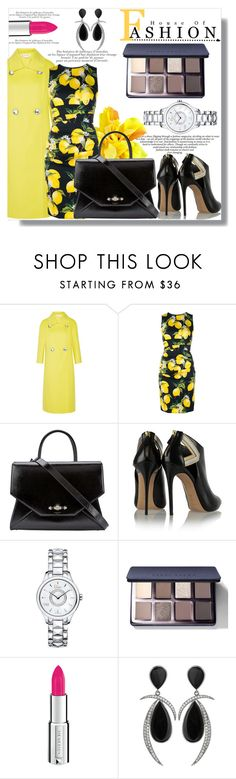 """""""Be fearless, Be BOLD"""" by xwafflecakezx ❤ liked on Polyvore featuring Marni, Dolce&Gabbana, Givenchy, Casadei, Christian Dior, Bobbi Brown Cosmetics and Jorge Adeler"""