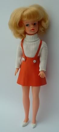 1965 Sindy wearing Leather Looker