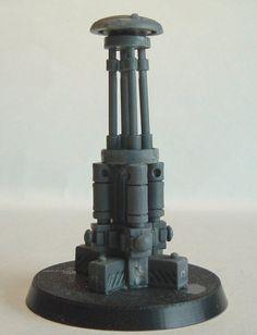 Tau Sensor Towers & Drones - Wargaming Forum and Wargamer Forums Tau Warhammer, Warhammer Figures, Warhammer 40k Miniatures, Game Terrain, 40k Terrain, Wargaming Terrain, Warhammer 40k Tabletop, Warhammer Terrain, Tau Drones