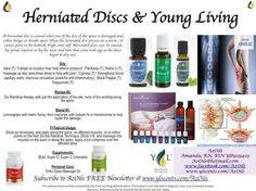 essential oils for degenerative disc disease - Google Search