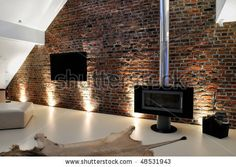 Interior Stone Fireplace Ideas is a select stone supplier from Toronto and Mississauga Area. Natural and faux fireplace stones for stone veneer fireplace and Stone Veneer Fireplace, Faux Fireplace, Fireplace Design, Fireplaces, Wood Ceramic Tiles, Wood Look Tile, Room Interior Design, Interior Walls, Design Room