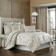 product image for J. Queen New York™ Comforter Set in Beige