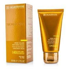 Scientific System Face Age Recovery Sunscreen Cream SPF40 - 50ml-1.7oz