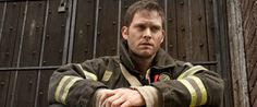 """Steven Pasquale from the TV series """"Rescue Me."""""""