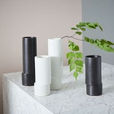 Bower Vases   west elm