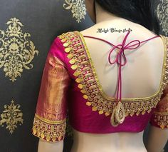 Moksh Blouse Studio – Bridal Designer Blouse Shop in T.Nagar Chennai