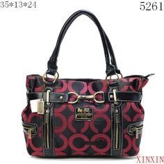 Coach Handbags (124)