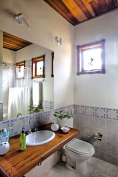 Five Ways You Can Redecorate Your Bathroom – Web Alpha Rooms Decor House Design, House, Bathroom Renos, Mediterranean Home, New Homes, Home Deco, Bathroom Design, Bathroom Decor, Rustic House