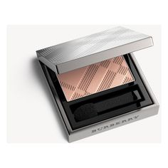 Burberry Eye Colour Silk -rosewood No.202 ($37) ❤ liked on Polyvore featuring beauty products, makeup, eye makeup, eyeshadow, burberry and burberry eyeshadow