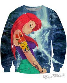 Ariel Crewneck Sweatshirt
