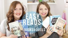 Easy Reads with Booksandquills! - essiebutton