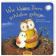 Wie kleine Tiere schlafen gehen: Amazon.de: Anne-Kristin zur Brügge, Marina Rachner: Bücher