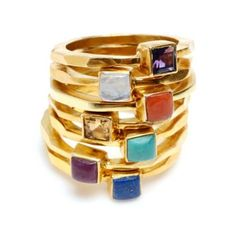 Wendy Mink Stackable Ring