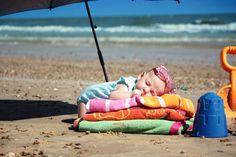 Beach Baby Photoshoot