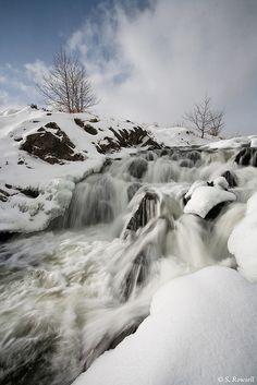 Newfoundland in winter...