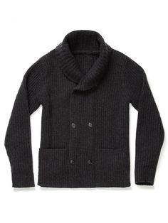 Morris Double Breasted Cardigan $375